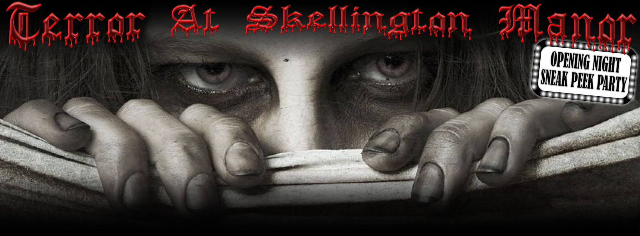 Terror At Skellington Manor: Sneak Peek
