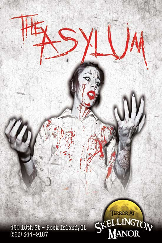 Terror At Skellington Manor: Asylum